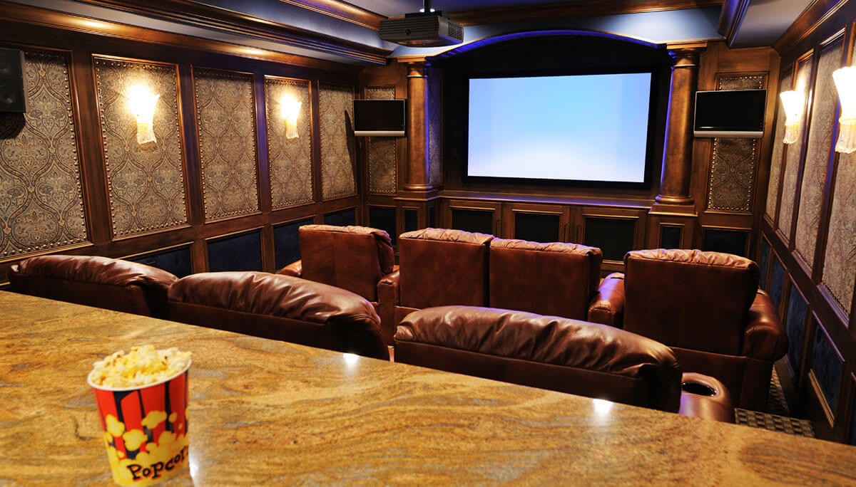 Atlanta Home Theater System Design Hi Fi Audio